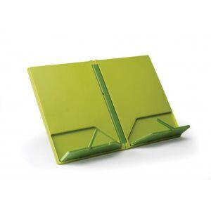Skládací stojan na kuchařku  JOSEPH JOSEPH CookBook Barva: zelený