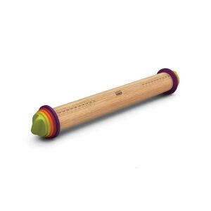 JOSEPH JOSEPH nastavitelný váleček Adjustable Rolling Pin Barva: barevná