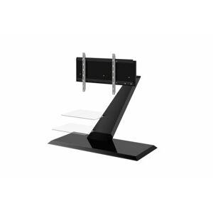 Televizní stolek VENTO Barva: černá