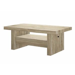 Konferenční stolek AVERSA Barva nábytku: Dub sonoma