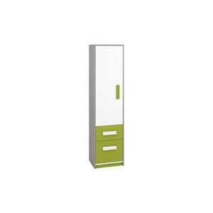 Skříňka IQ 05 Barva nábytku: Zelená