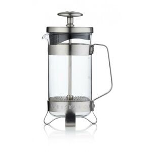 French press BARISTA&Co 3Cups, 350ml Barva: nerez