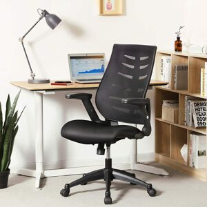 Moderní kancelářské křeslo černé