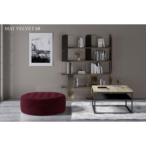 Taburet MONTY 70 x 28 x 2 cm Provedení: Mat Velvet 68