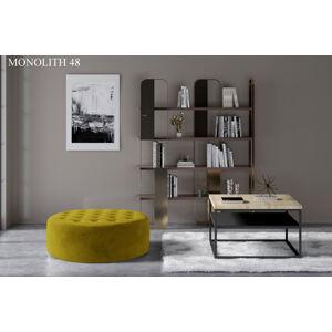 Taburet MONTY 70 x 28 x 2 cm Provedení: Monolith 48