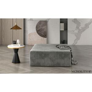 Taburet KELIM, 83 x 42 x 2 cm Provedení: Monolith 85