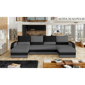 Rozkládací pohovka MARION Provedení: Alova36/Alova04