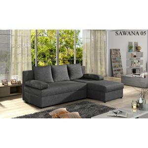 Rohová sedací souprava GINO Provedení: Sawana 05