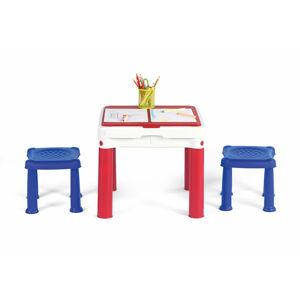 Keter CONSTRUCTABLE stoleček na hraní