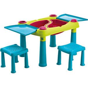 Keter CREATIVE PLAY TABLE  +  stoličky