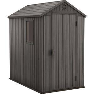 Keter DARWIN domek 4x6 šedý