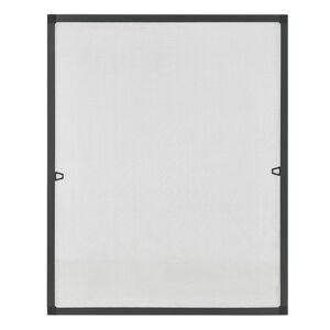Síťka s hliníkovým rámem 130 x 150 cm antracitová
