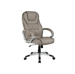 Kancelářská židle Q-031 šedá