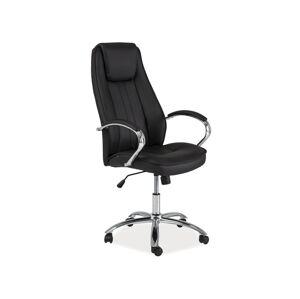 Kancelářská židle Q-036 černá
