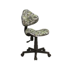 Kancelářská židle Q-G2 maskáčová