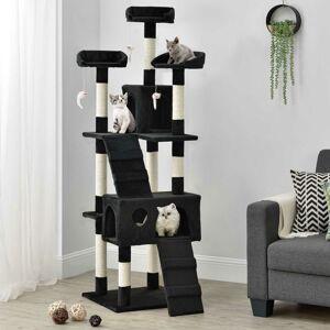 """Kočičí strom ,,Amy"""" černá"""