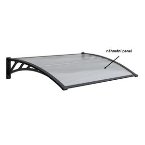 Rojaplast Panel polykarbonátu pro vchodový přístřešek  1146x389mm