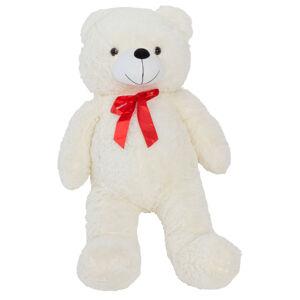 """Plyšový  medvedik ,,Josie"""" L v bílé barvě"""