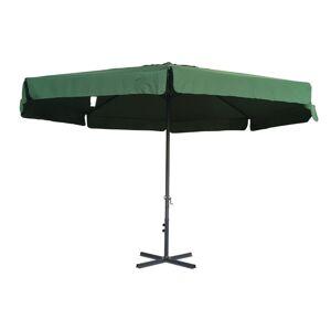 Rojaplast Slunečník STANDART 3 m - zelený